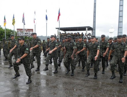 2ª Brigada de Infantaria de Selva (Foto: S Ten Brandi)