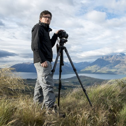 O fotógrafo e cineasta australiano Nathan Kaso (Foto: Nathan Kaso)