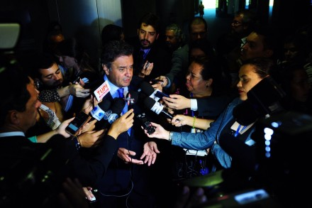Aécio Neves (Foto: George Gianni / PSDB)