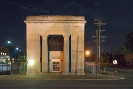 Former Detroit Savings Bank, 5705 West Fort St., Detroit, 2013