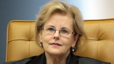 """Ministra Rosa Weber: depois de decepcionar no julgamento do mensalão, concede medida para obstar tentativa de """"melar"""" a CPI da Petrobras (Foto: Nelson Jr./Supremo Tribunal Federal)"""