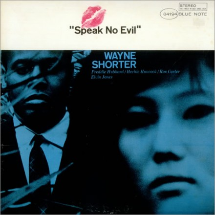 "Amar em ""Speak No Evil"", de Wayne Shorter (1964)"