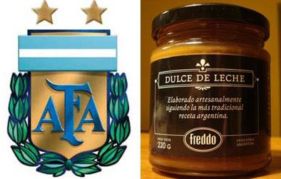 argentina doce de leite