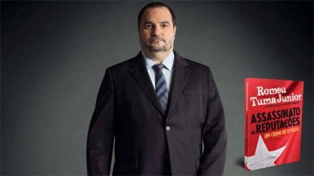Delegado Romeu Tuma Jr. vai lançar segundo livro com denúncias sobre violações à lei durante o governo Lula