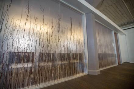 O mesmo tema colore as paredes das salas de reunião (Foto: Robert Johnson/Business Insider)