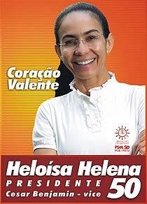 Cartaz da campanha de 2006