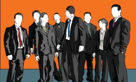 Advogados: acho que eles devem à sociedade a discussão de vários problemas que não vejo serem abordados (Ilustração: americanlawyers.com)