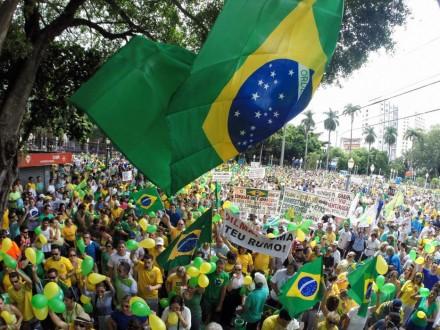 RIBEIRÃO PRETO (SP): a 315 km de São Paulo, 660 mil habitantes -- o interior paulista também protestou