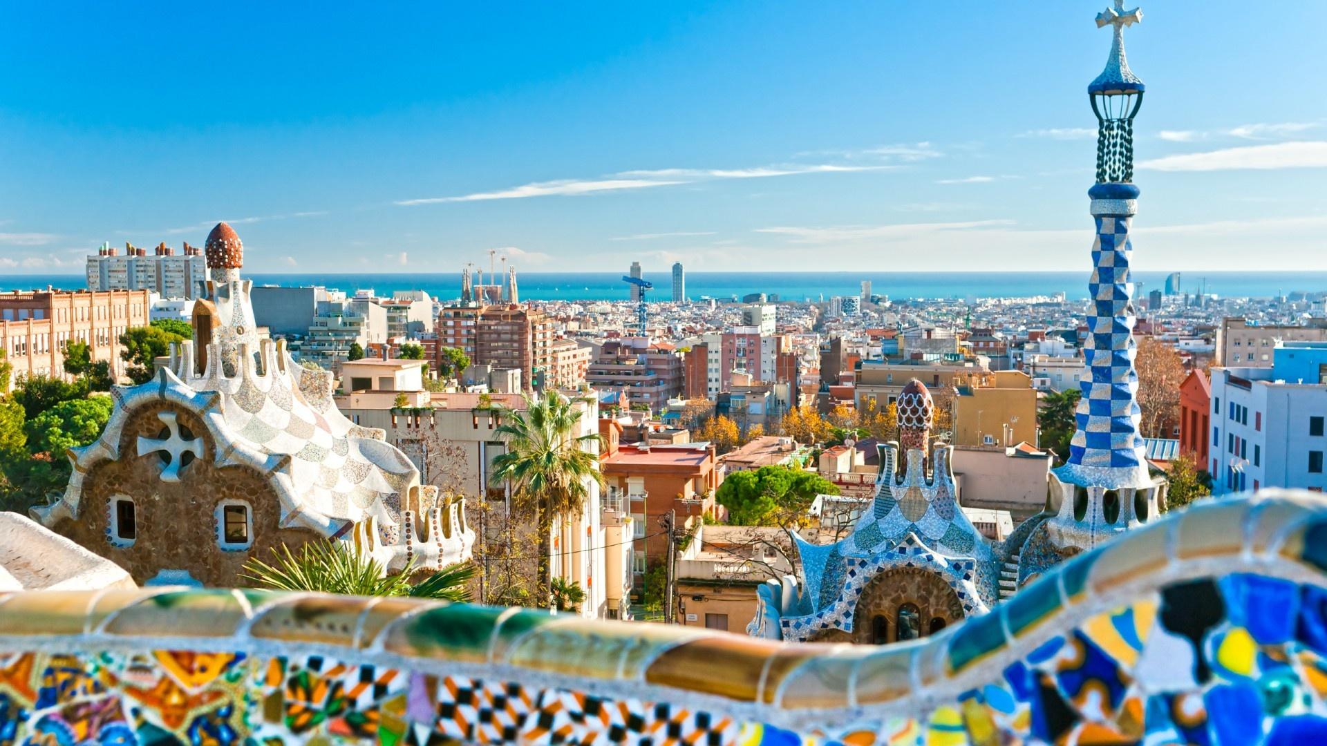 A minha Barcelona: beleza, liberdade e respeito